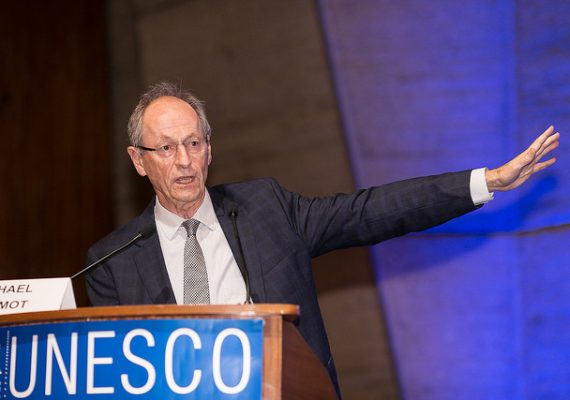 Keynotes launch event UNESCO Chairs