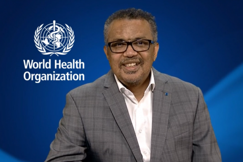 Video message WHO Director-General Dr Tedros