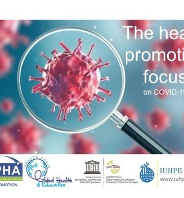 Sharing experience and proposals: survey Health Promotion and COVID-19