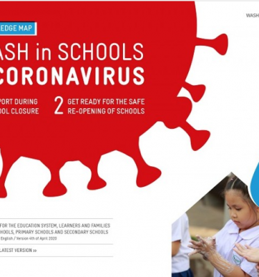 Knowledge Map: WASH in Schools and Coronavirus