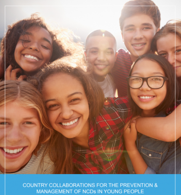 Report: Country Collaborations for the Prevention & Management of NCDs in Young People