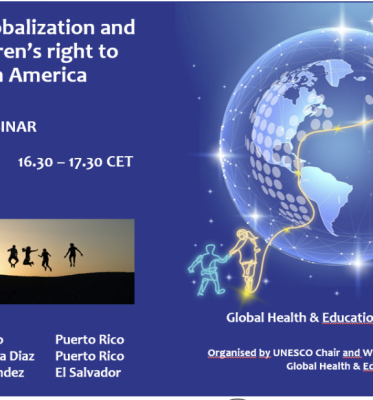 Webinar: Neoliberal globalization and migrant children's right to health in Latin America