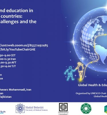 Webinar: Health, literacy and education in Persian speaking countries