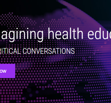 Online live stream: Re-imagining health education