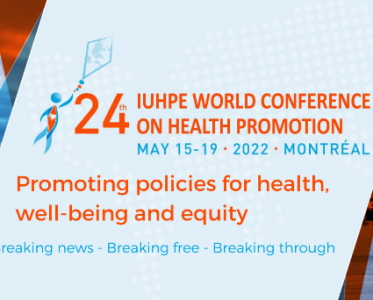 24th IUHPE World Conference on Health Promotion – Call for abstracts