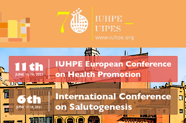 Final programme IUHPE European Conference on Health Promotion