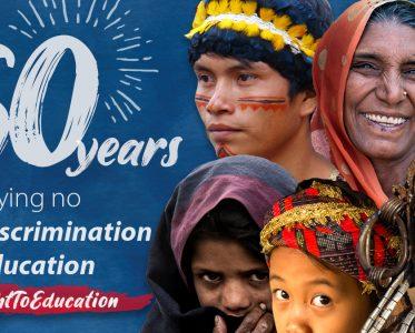 Say no to discrimination in education! – UNESCO #RightToEducation campaign